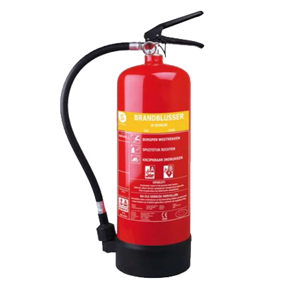 Eindhoven Apartment - Fire extinguisher
